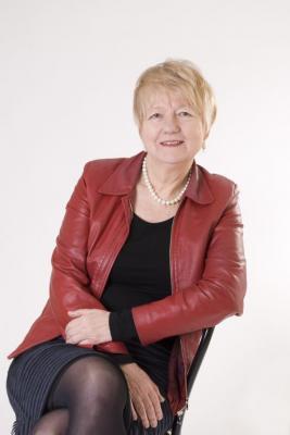 VDBIO Inspirierende Frauen: Prof. Ilona Kickbusch