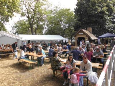 © Foto: D. Lamprecht - Dorffest in Diedersdorf 2018