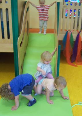 Foto zur Meldung: Ein Haus voller fröhlicher Kinder