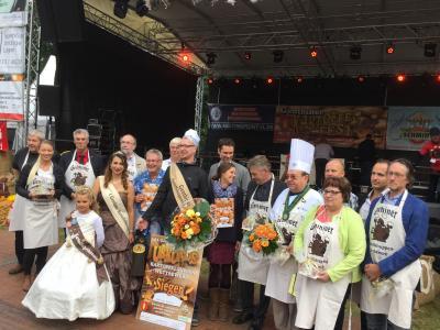 Foto zur Meldung: Köche können sich bewerben Kartoffelsuppenwettbewerb 2018 am 15. September 2018