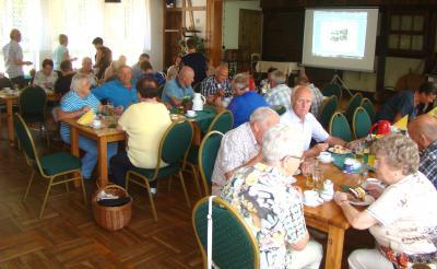 Vorschaubild zur Meldung: Der Verein der Landsenioren führte einen interessanten Nachmittag in Mihla durch