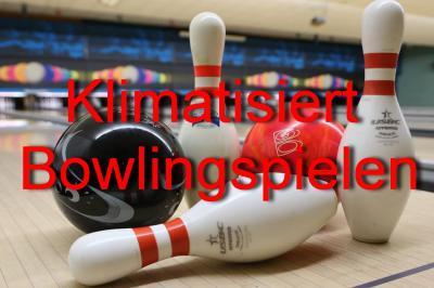 Vorschaubild zur Meldung: Klimatisiert Bowling spielen im B1 Sport & Freizeit