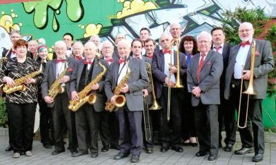 Kulturhaus: Hofkonzert mit der Brandenburgischen Big Band