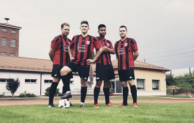 Foto zur Meldung: +++Fußball: Neuzugänge Männerbereich+++