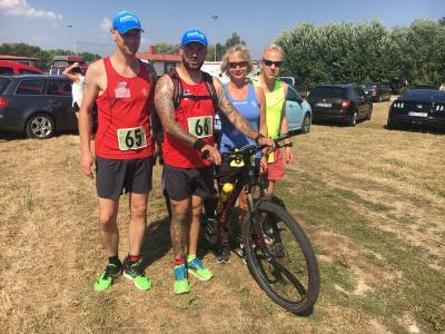 Foto zur Meldung: 20. Marathon und 3. Run & Bike um den Kummerower See