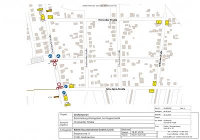 Vorschaubild zur Meldung: Sperrung Chransdorfer Straße