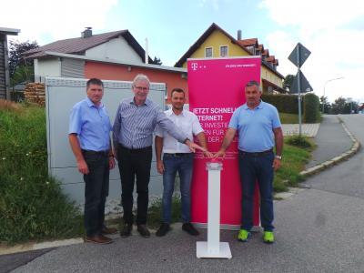 Foto zu Meldung: Noch schnelleres Internet in der Gemeinde Hohenau