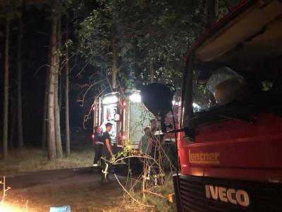 Foto zu Meldung: Landrat dankt Einsatzkräften der Freiwilligen Feuerwehren