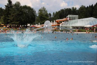 Foto zur Meldung: Massenei-Bad Großröhrsdorf: Es sind noch frei Plätze im kühlen Nass zu vergeben!