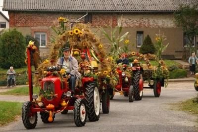 Vorschaubild zur Meldung: Erntefest in Karnitz (Karnice)