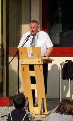Vorschaubild zur Meldung: Wiesenfestnachlese Rede des Ersten Bürgermeisters Stefan Busch am Wiesenfestmontag