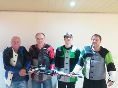 Foto zur Meldung: Landesmeisterschaften 2018 /Quali zur Deutschen Meisterschaft