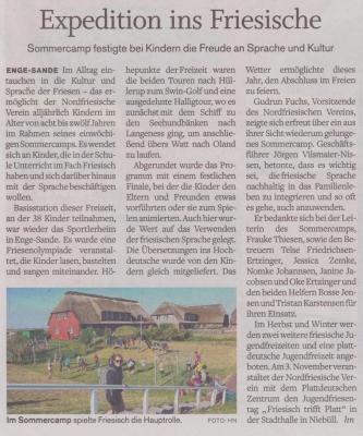 Vorschaubild zur Meldung: Friesenkinder in Enge-Sande