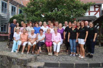 Vorschaubild zur Meldung: Ferienspiele-Helferfeier der Gemeinde Waldsolms