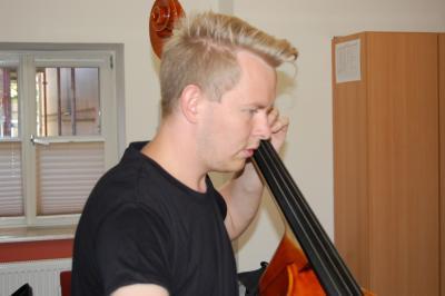 Foto zur Meldung: Spergerwettbewerb - Musikschule bot hervorragende Probenbedingungen