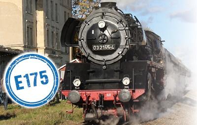 Vorschaubild zur Meldung: E 175 Angermünde - Berlin