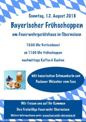 Vorschaubild zur Meldung: Bayerischer Frühschoppen
