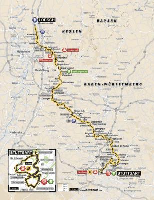 Vorschaubild zur Meldung: Deutschland Tour führt durch Meckesheim