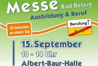 Messe für Ausbildung und Beruf in Bad Belzig - Für Berufseinsteiger und  Berufsumsteiger