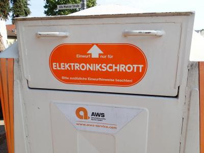 Foto zur Meldung: Änderung des Elektronik- und Elektrogerätegesetzes (ElektroG)