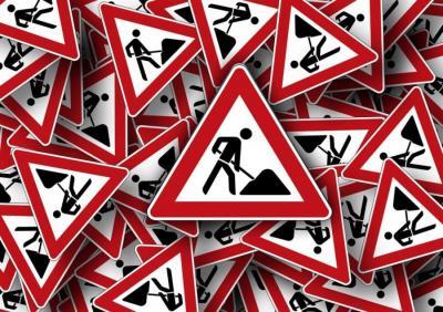 Vorschaubild zur Meldung: Sanierung Luisenstraße: Halbseitige Sperrung mit Ampelregelung im Bereich Mühlweg bis Ortsausgang Richtung Mönchzell ab 13.08.2018