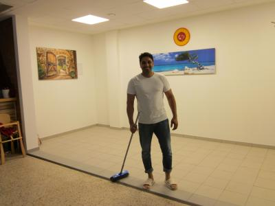 Vorschaubild zur Meldung: Abschluss der baulichen Arbeiten zu den funktionalen Verbesserungen im Hallen- und Freibad