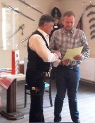 Foto zu Meldung: Versammlung der Dachdecker-Innung Leipzig