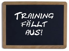 Vorschaubild zur Meldung: Trainingsausfall am Freitag 10. August für Parkour Fans