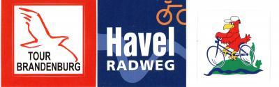 Foto zur Meldung: neue Radwegeaufkleber