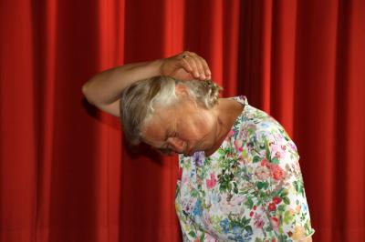 Foto zu Meldung: Gudrun Rathke erzählt Märchen