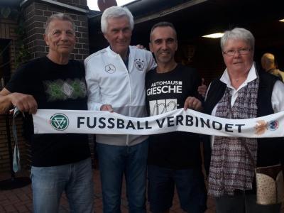 Vorschaubild zur Meldung: Fussball verbindet - Kleines Fussballevent in Fuhrberg