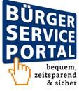 Vorschaubild zur Meldung: Bürgerserviceportal Online
