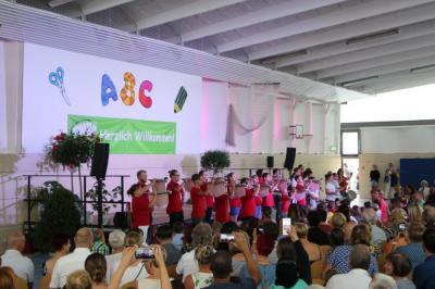 Foto zur Meldung: Bilder zum Zuckertütenfest gibt es auch!