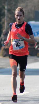Foto zur Meldung: Christian Schreiner Fünfter beim Jever-Fun-Lauf