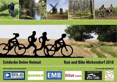 Foto zur Meldung: Run & Bike Michendorf