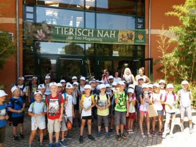 Foto zur Meldung: Grundschule Am See Groß Twülpstedt - Sommerferienbetreuung 2018
