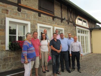 """Foto zu Meldung: Der """"Kulturtreff"""" in Danndorf ist eröffnet"""