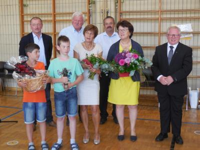 Foto zur Meldung: Pfarrer beendet Dienst in der Schule