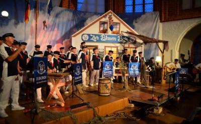 Foto zur Meldung: Elbchor Bittkau-Grieben zu Gast auf dem Genthiner Kartoffelfest
