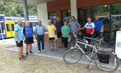Foto zu Meldung: Fast 200 Kilometer rund um Rehfelde