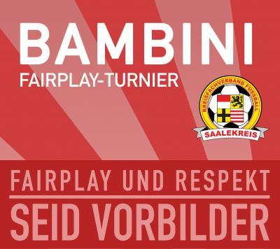 Foto zur Meldung: Anmeldung für das erste Bambini-Fairplay-Turnier 2018/2019