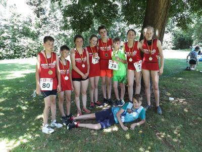 Foto zur Meldung: Jugend trainiert für Olympia
