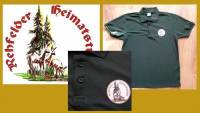 Foto zur Meldung: Poloshirts für die Aktiven der Heimatstube
