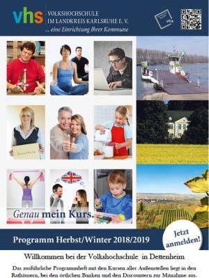 Vorschaubild zur Meldung: Volkshochschule im Landkreis Karlsruhe e.V.