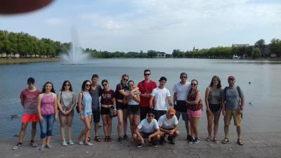 Foto zur Meldung: Besuch einer Jugendgruppe aus Rumänien in Mecklenburg