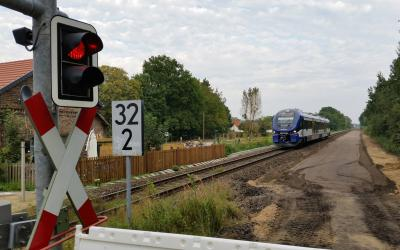 Foto zur Meldung: Studie zur Ostbahn