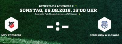 Foto zur Meldung: I. Herren - Germania will dreifach Punkten