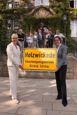 """Foto zur Meldung: Namenszusatz """"Emscherquellgemeinde"""""""