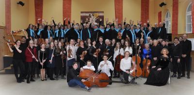 Foto zur Meldung: Aufführungen der Carmina Burana stehen bevor