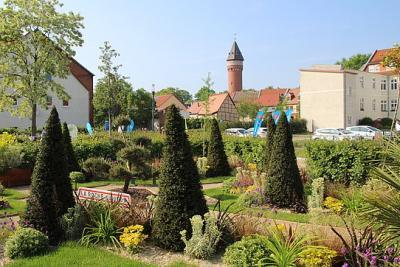 Foto zur Meldung: Lust auf Laga: Zu Besuch bei den Nachbarn in Burg